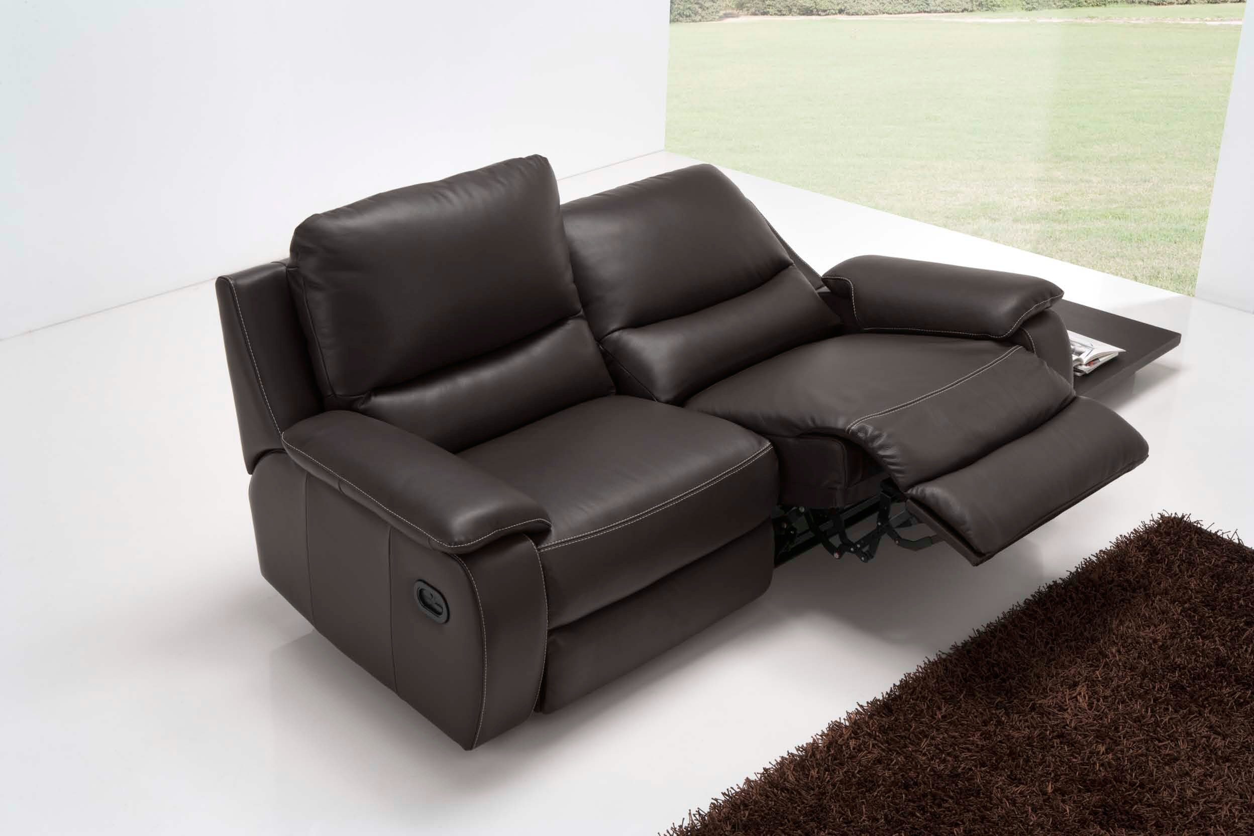 Premium 2 seater Double Recliner Sofa