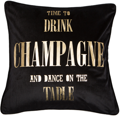 A Cheers Cushion