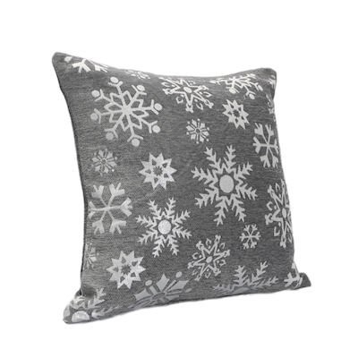 Snowflakes Cushion