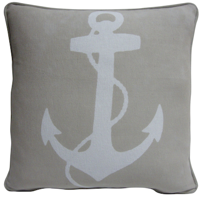 Large Anchor Cushion