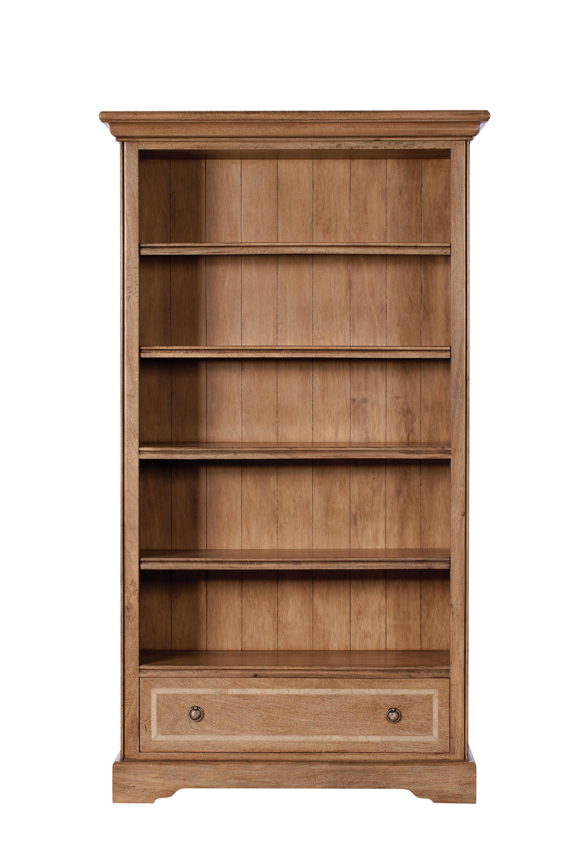 Florence Tall Bookcase with drawer