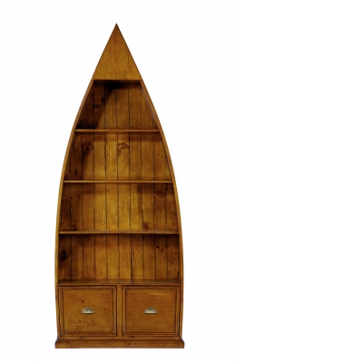 Cathedral Dingy Bookcase