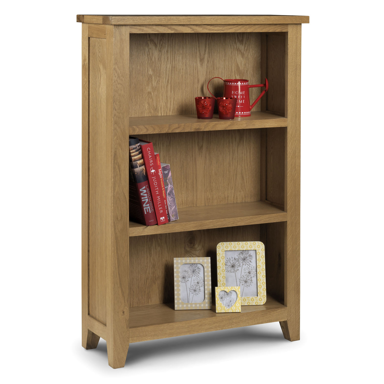 Colonial Low Bookcase