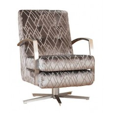 Lilly Accent Oslo Swivel Chair (SE)