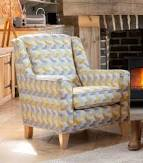 Hereford Lloyd Accent Chair (SE)