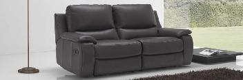 Premium 3 seater Double Recliner Sofa