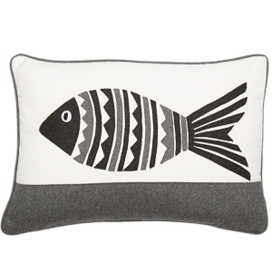 -Wanda Fish Cushion