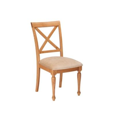 Wessex Upholstered Chair (Oak)